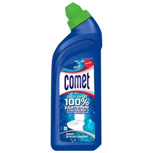 Comet гель для туалета Expert океан, 0.45 л недорого