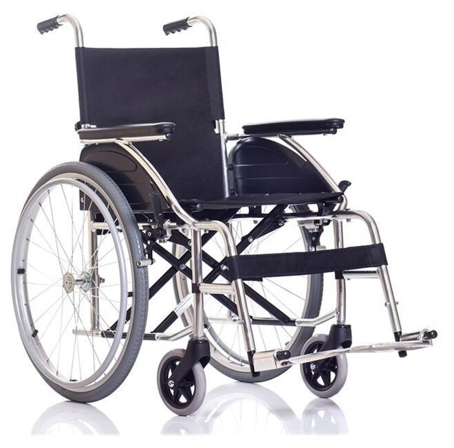 Кресло-коляска Ortonica Base 100 AL, ширина сиденья: 400 мм
