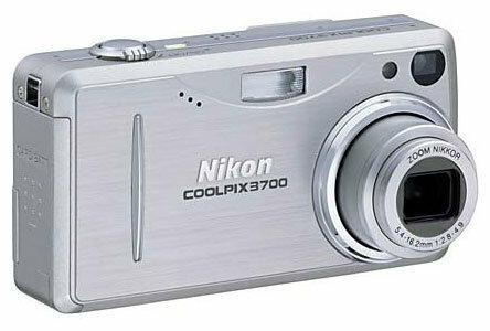 Фотоаппарат Nikon Coolpix 3700