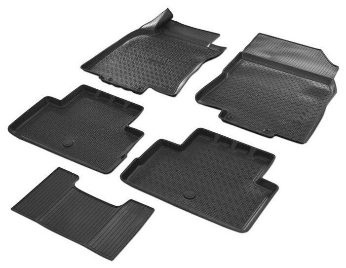 Комплект ковриков RIVAL 14105004 5 шт.