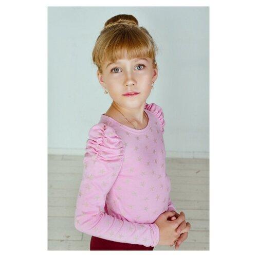 Блузка Инфанта размер 110-56, розовый