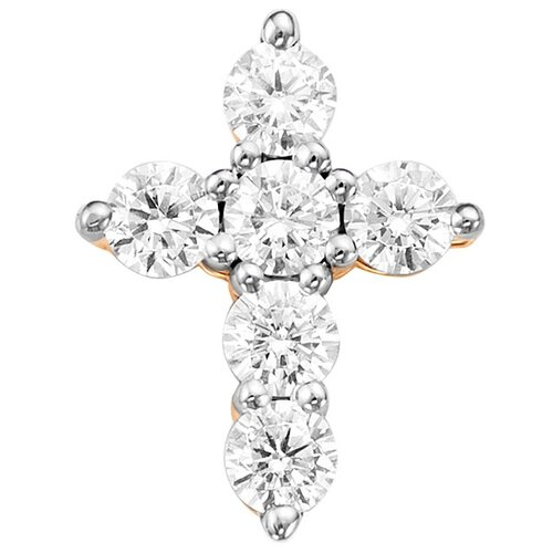 Diamond Union Декоративный крестик 5-3329-103-3K
