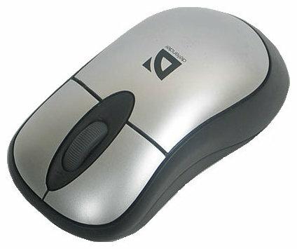 Мышь Defender M Biker 5355 Silver USB