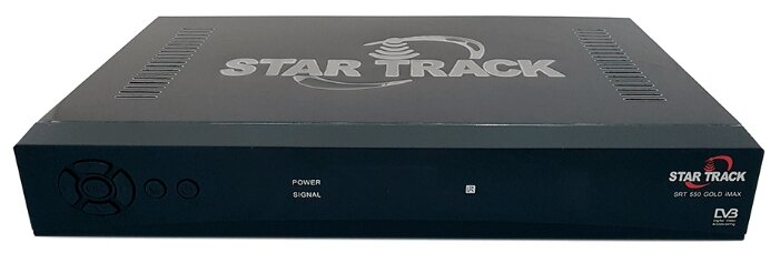 Спутниковый ресивер StarTrack SRT 550 Gold iMAX