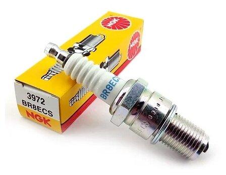 Свеча зажигания NGK 3972 BR8ECS