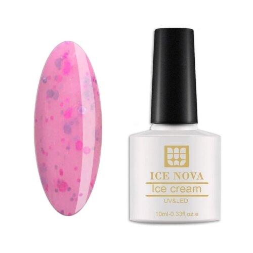 Фото - Гель-лак для ногтей ICE NOVA Ice Cream, 10 мл, 041 гель лак для ногтей ice nova ice cream 10 мл 045