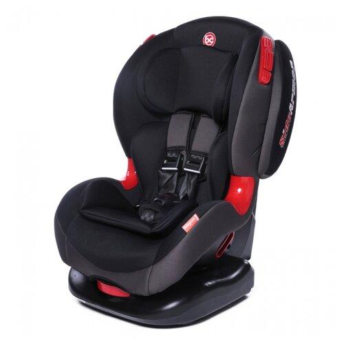 Автокресло группа 1/2 (9-25 кг) Baby Care BC-120, серый группа 1 2 от 9 до 25 кг baby care bc 120 isofix