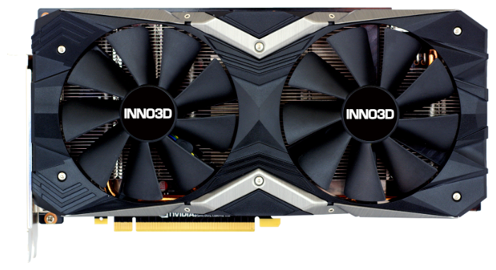 Видеокарта INNO3D GeForce RTX 2060 1725MHz PCI-E 3.0 6144MB 14000MHz 192 bit 3xDisplayPort HDMI HDCP GAMING OC X2 — купить по выгодной цене на Яндекс.Маркете
