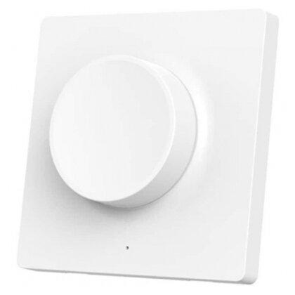 Диммер Xiaomi Yeelight Bluetooth Wall Switch YLKG07YL, белый — купить по выгодной цене на Яндекс.Маркете