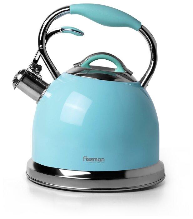 Чайник для кипячения воды Fissman FELICITY 2,6л