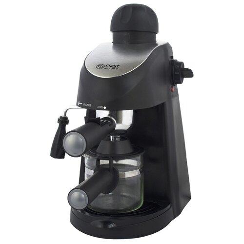 Фото - Кофеварка рожковая FIRST AUSTRIA FA-5475-3, черный кофеварка first austria fa 5453 3 черный