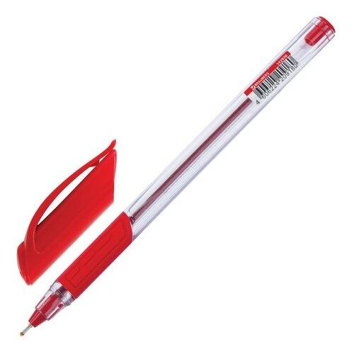 Купить BRAUBERG Ручка шариковая Extra Glide GT, 0.7 мм (OBP137/OBP138/OBP139/OBP103), красный цвет чернил, Ручки