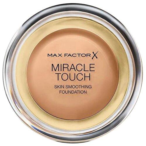 Max Factor Тональный крем Miracle Touch, 11.5 г, оттенок: 80 Bronze max factor miracle prep pore minimising mattifying primer