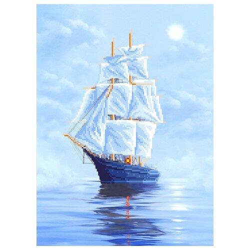 янтарная осень рисунок на шелке 37 49 37х49 29х39 матренин посад 4155 Морской бриз Рисунок на шелке 37/49 37х49 (26х36) Матренин Посад 4055