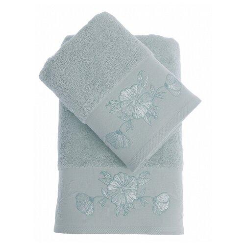 KARNA Комплект полотенец Mira зеленый комплект полотенец томдом бунвисто зеленый