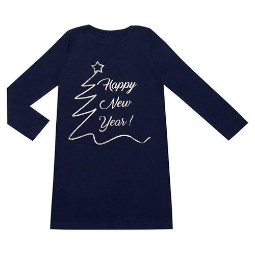 Купить Платье Апрель размер 116-60, темно-синий 77, Платья и сарафаны