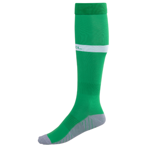 Гетры Jogel размер 38-41, зеленый/белый
