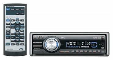 Автомагнитола JVC KD-DV6107
