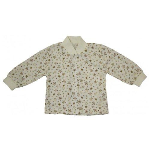 Купить Распашонка Babyglory размер 62, белый/бежевый, Распашонки