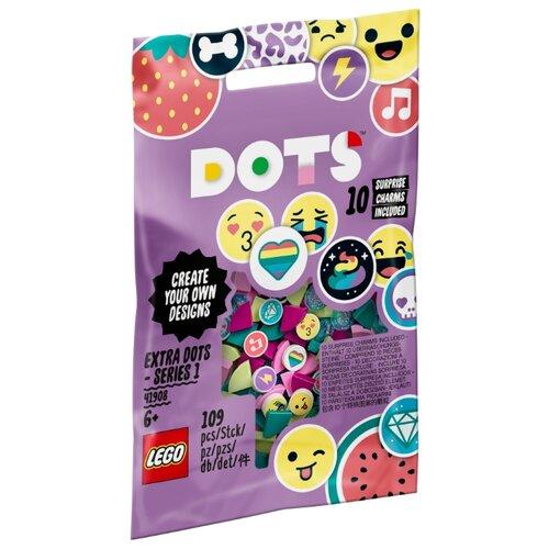 Дополнительные детали LEGO DOTS 41908 Дополнительные элементы DOTS