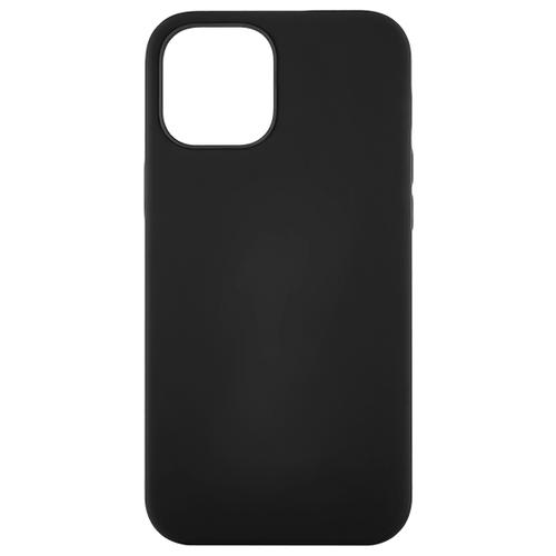 Чехол-накладка uBear Touch Case для Apple iPhone 12 mini черный чехол накладка ubear touch case для apple iphone 7 iphone 8 cream