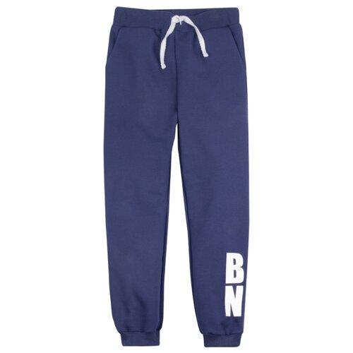 Купить Спортивные брюки Bossa Nova размер 134, синий, Брюки