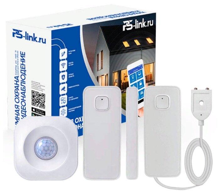 Комплект умного дома PS-Link Охрана и контроль PS-1208
