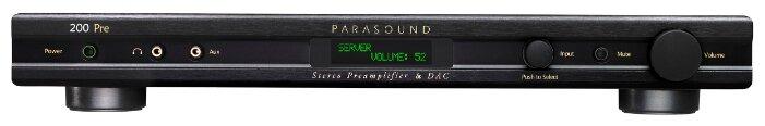 Предварительный усилитель Parasound NewClassic 200 Pre