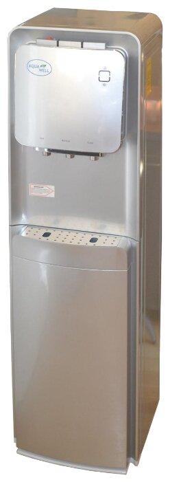Напольный кулер Aqua Well 1.5-JX/12A серебристый