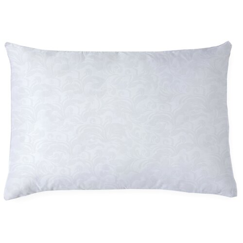 Подушка Сирень 50/70 0,6 кг микрофибра белая ПШ008