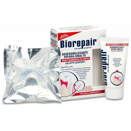 Зубной гель Biorepair Desensitizing Enamel Repairer Treatment, 50 мл фото