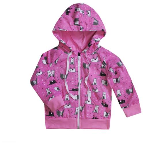 Купить Толстовка KotMarKot размер 98, розовый, Толстовки