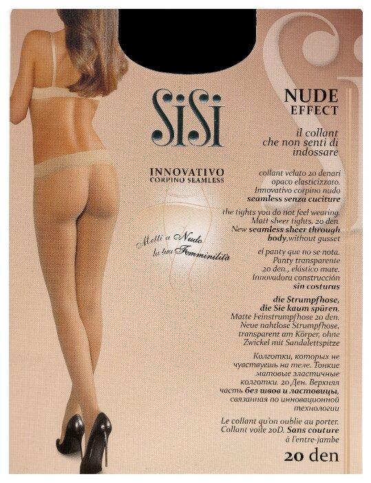 Колготки Sisi Nude Effect 20 den