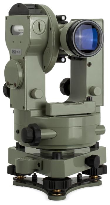 Теодолит оптический RGK TO-15 с поверкой
