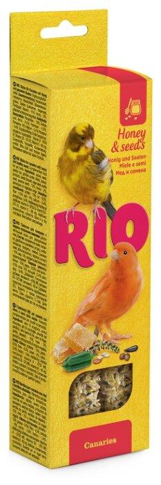 Лакомство для птиц RIO с медом