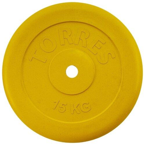Диск TORRES PL504215 желтый