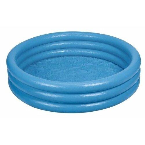 Детский бассейн Intex Crystal Blue 58446 детский бассейн intex океан 56452