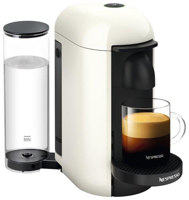 Кофеварка Nespresso Vertuo GCB2 EU WH NE1