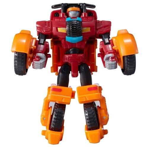 Купить Трансформер YOUNG TOYS Tobot Mini monster 301097 красный/оранжевый, Роботы и трансформеры