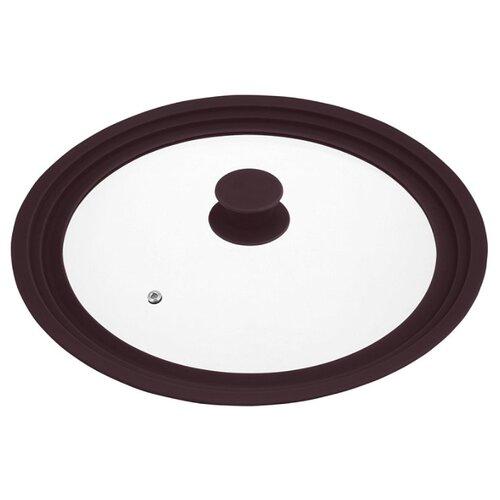 Крышка Verloni универсальная VL-LD8SL (28 см) коричневый