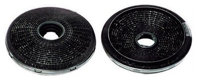 Угольный фильтр KRONA тип DN (2 шт.)