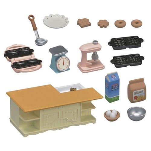 Купить Игровой набор Sylvanian Families Кухонный остров 5442, Игровые наборы и фигурки