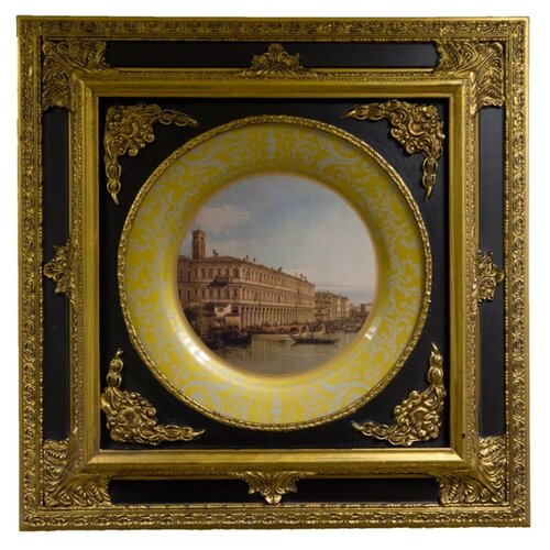 Картина интерьерная Венеция 58х58 см