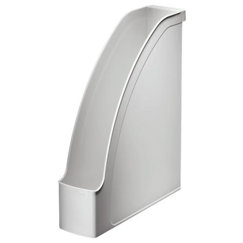 Лоток вертикальный для бумаги Leitz Plus серый