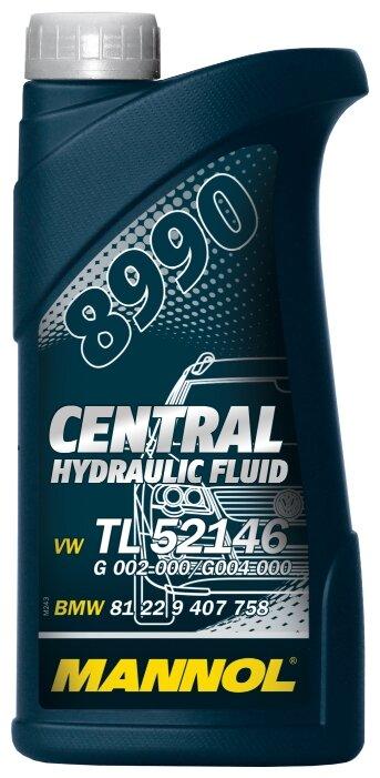Масло гидравлическое Mannol (SCT) CHF 8990 0.5л металл 2478