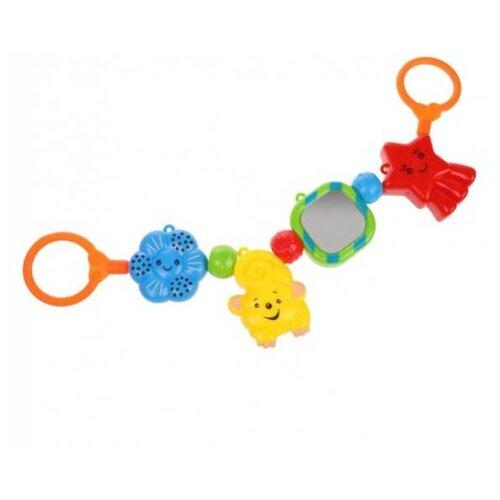 Фото - Растяжка Наша игрушка 2203 красный/желтый/синий растяжка наша игрушка 2203 красный желтый синий