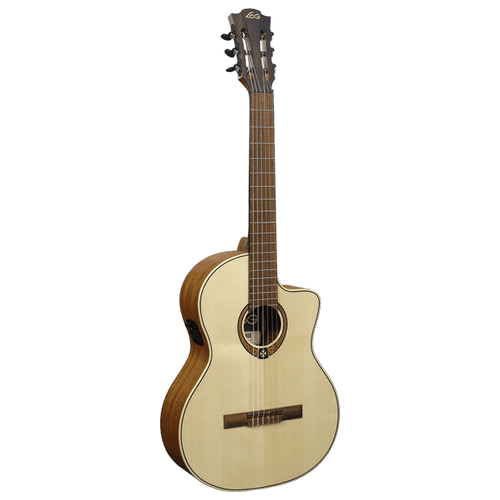 Электроакустическая гитара LAG OC88CE гитара электроакустическая enya em x1eq