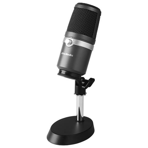 Микрофон AVerMedia Technologies AM310, серый