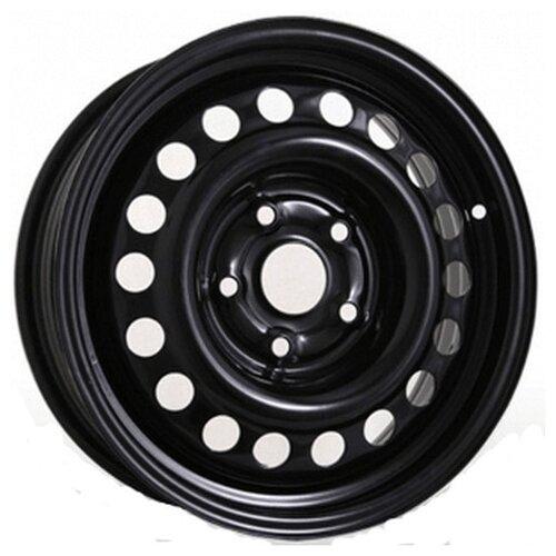 Фото - Колесный диск Trebl 7625 6.5х16/5х114.3 D60.1 ET39, black trebl x40010 trebl 6 5x16 5x112 d66 6 et39 5 black