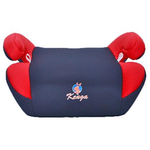 Бустер группа 3 (22-36 кг) Kenga LB781-SA, красный, Автокресла  - купить со скидкой